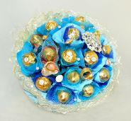 """489 Букет из конфет """"Нептун"""""""