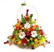 """Букет из конфет №251 """"Цветущий сад"""""""